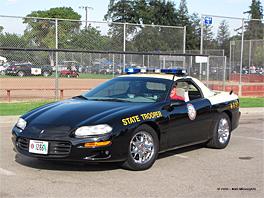 Menlo Park / Ripon Police Emergency Vehicle Show